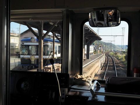 一畑電車2100系@秋鹿町'16.11.5
