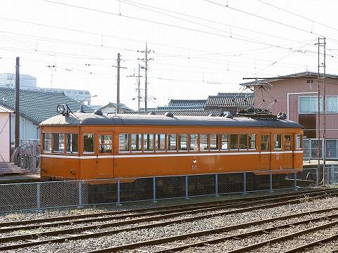 一畑電車デハニ50形@雲州平田'16.11.5