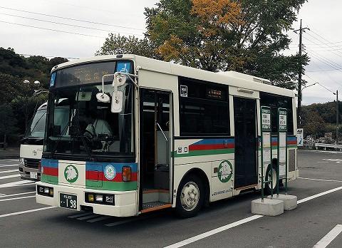 伊豆箱根バス@函南駅'16.11.23