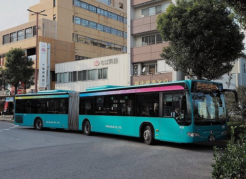 京成バス@幕張本郷'16.11.26
