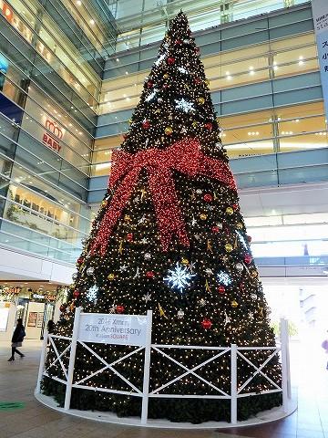 クリスマスツリー@相模大野'16.12.8