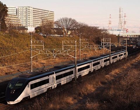 京成AE形@白井'16.12.24