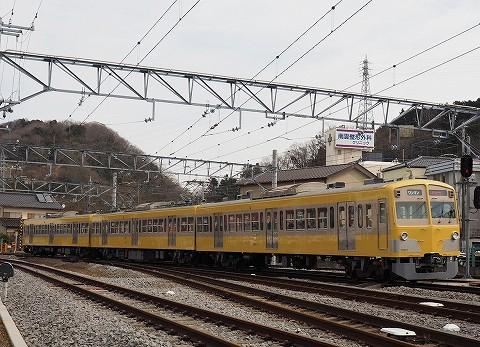 伊豆箱根鉄道1300系@修善寺'17.2.18-1