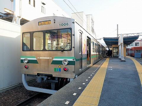 水間鉄道1006@貝塚'17.3.18
