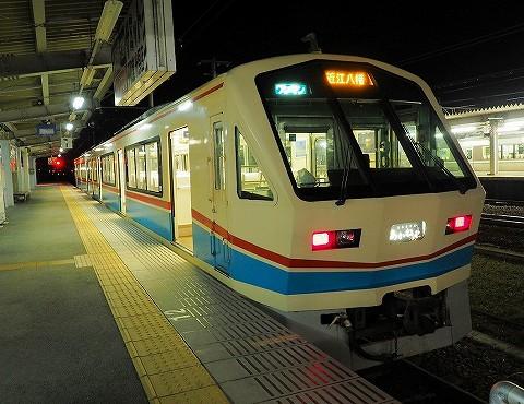 近江鉄道700系@米原'17.3.18