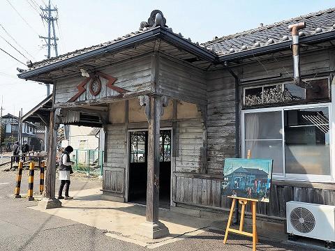 新村旧駅舎'17.3.20