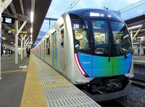 S-TRAIN101号@所沢'17.3.27