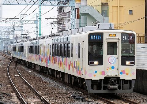 東武634型@草加'17.4.1