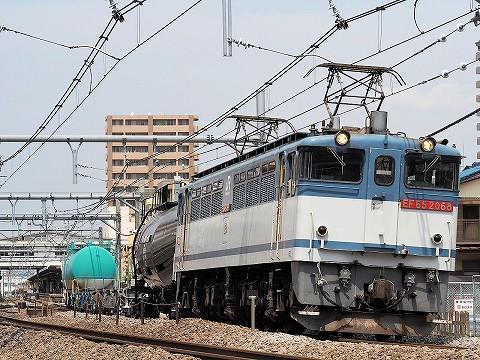 EF65-2068@宮原'17.4.15
