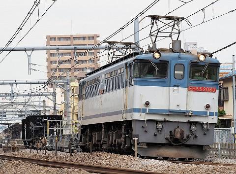 EF65-2083@宮原'17.4.22