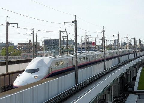 E4系@鉄道博物館'17.5.1