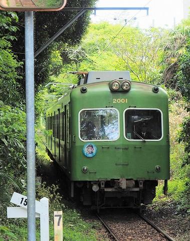 銚子電鉄2000形@本銚子'17.5.3