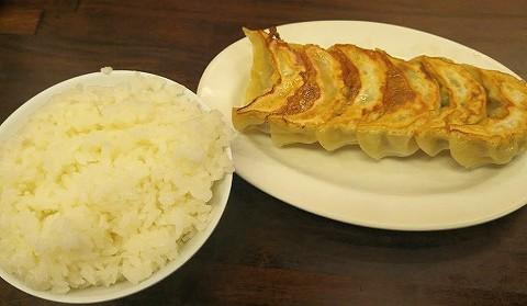 餃子@宇都宮餃子館'17.5.4