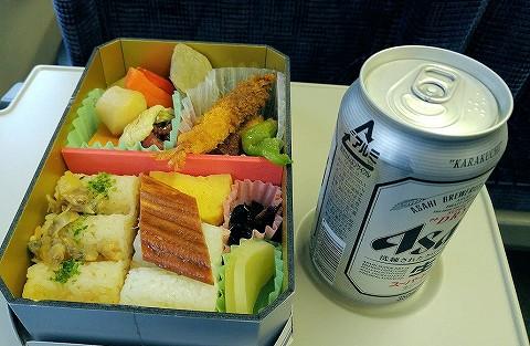 東海道新幹線弁当'17.5.14