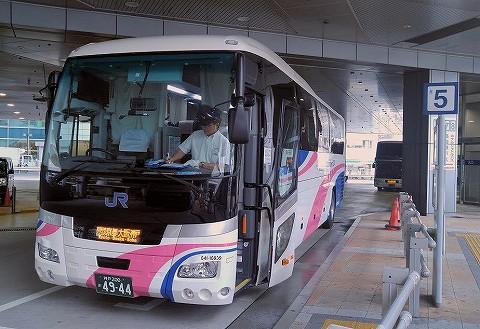 西日本JRバス@三宮バスターミナル'17.5.15