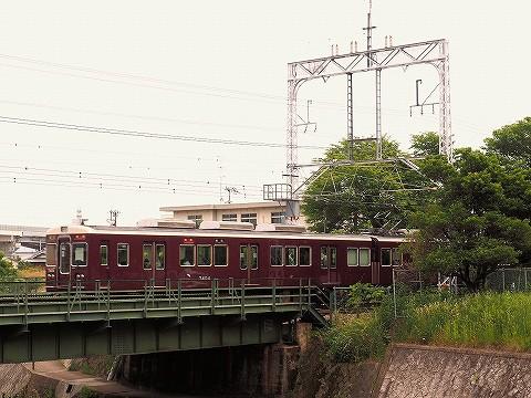 阪急7300系@西山天王山'17.5.15