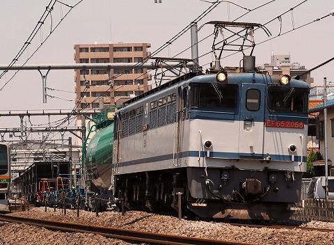 EF65-2068@宮原'17.5.22