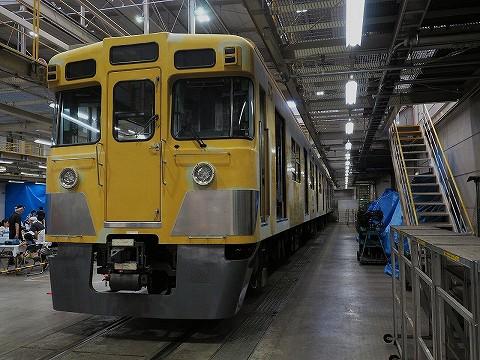西武2000系@西武・電車フェスタ'17.6.3