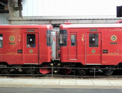 長良川鉄道ナガラ300形@美濃太田'17.7.28