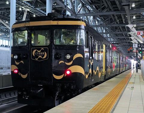 あいの風とやま鉄道413系@富山'17.7.29