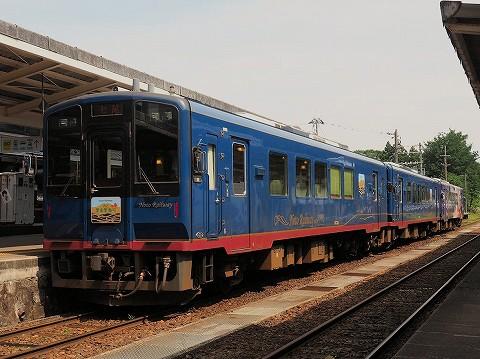 のと鉄道NT300形@穴水'17.7.29