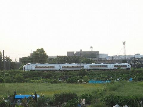 651系@大宮総合車両センター'17.9.9