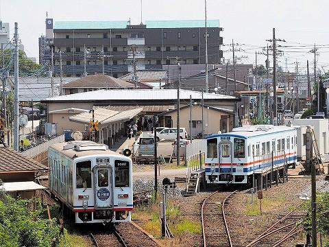 関東鉄道キハ2000形@竜ケ崎'17.9.10-2