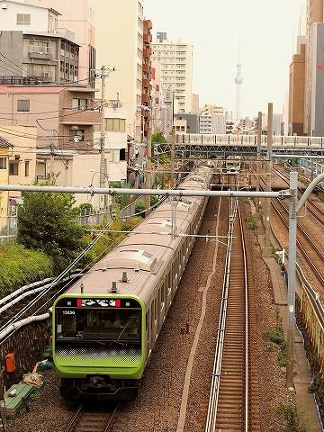 E235系@大塚'17.9.15