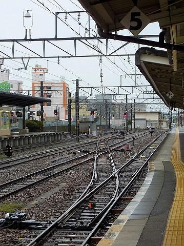 渡り線@三島'17.9.16