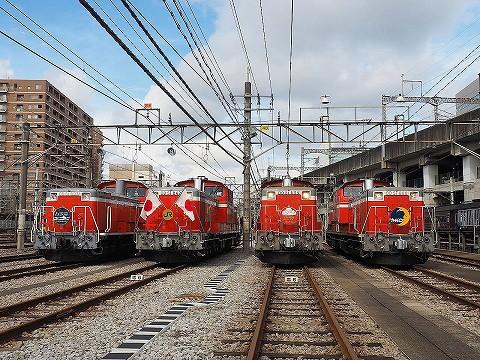 DD51@高崎鉄道ふれあいデー'17.9.23