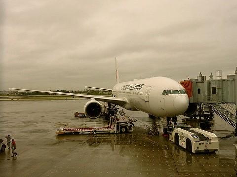 JLBoeing777‐200@伊丹空港'17.10.16