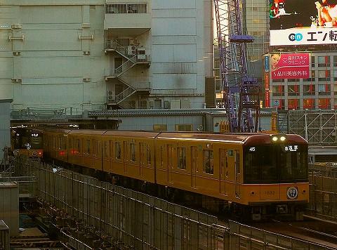 東京メトロ1000系@渋谷'17.11.9
