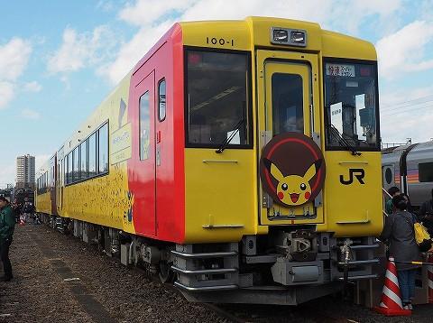 キハ110系@ふれあい鉄道フェスティバル'17.11.11-2