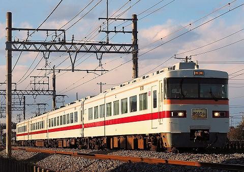 東武350系@栗橋'17.11.19
