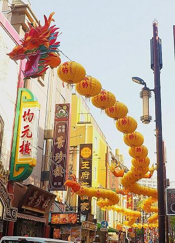 竜@横浜中華街'17.12.16
