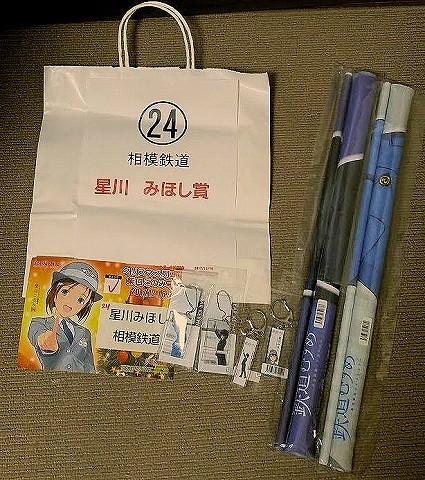 星川みほし賞