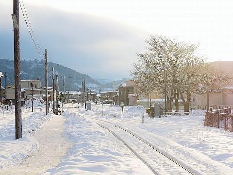 雪景色@宮内'17.12.20