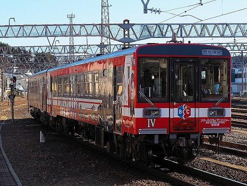 鹿島臨海鉄道6000形@水戸'18.1.4