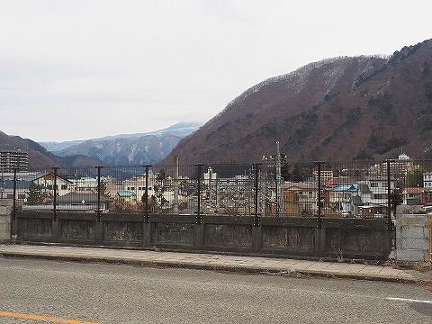 フェンス@鬼怒川温泉'18.1.8