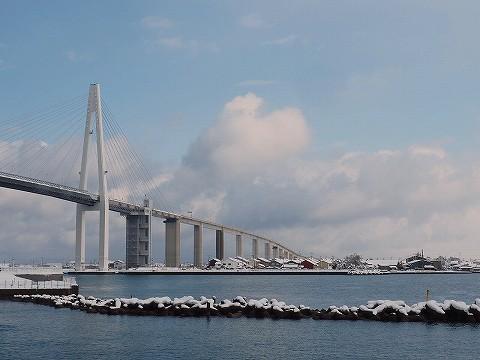新湊大橋'18.1.27