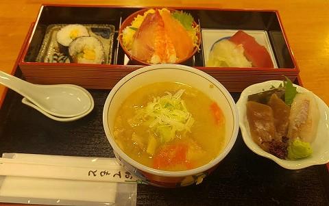 海鮮丼@さかなや撰鮮'18.1.27