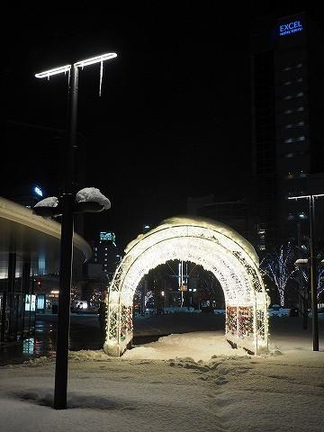 オブジェ@富山駅前'18.1.27