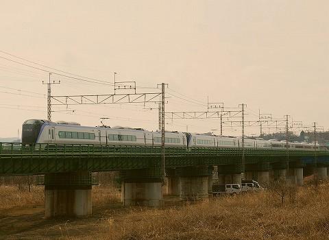 E353系@立川'18.2.4