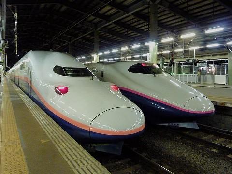 E2系&E4系@新潟'18.3.11