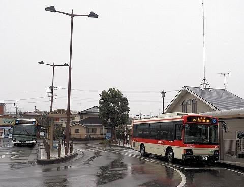 箱根登山バス@関本'18.3.21