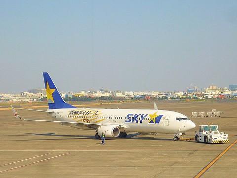 BCboeing737‐800@羽田空港'18.3.25