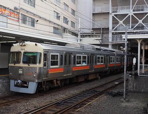 伊予鉄道3000系@松山市'18.3.26