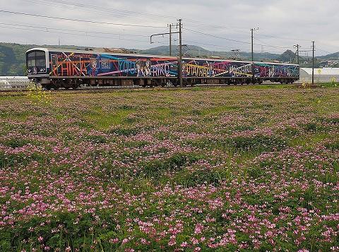 伊豆箱根鉄道3000系@韮山'18.4.14