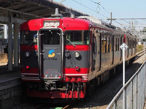 しなの鉄道115系@軽井沢'18.4.21-1