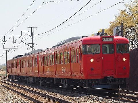 しなの鉄道115系@滋野'18.4.21-3